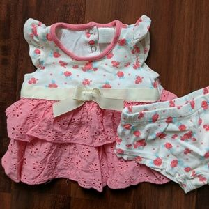 Other - Baby girl summer dress beautiful cotton dress with